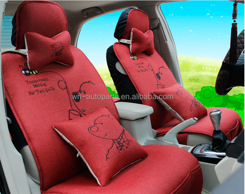 wholesale anime car seat cover children lovely bear covers buy wholesale anime car seat cover. Black Bedroom Furniture Sets. Home Design Ideas