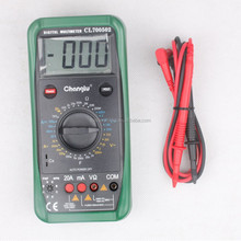 Mutimeter pen line free shipping via China Post AC/DC Professional Digital Multimeter