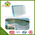 Precio competitivo antienvejecimiento lámina de policarbonato de doble pared