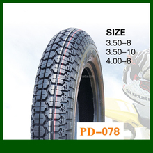 tire and tube 3.50-8, motorcycle parts china, wholesale motorcycle tires