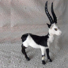 russia ukraine new year animal ceramic decorative sheep figurines