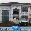 Top Build 2014 Cheap simple installation Chinese prefab house/home/villa
