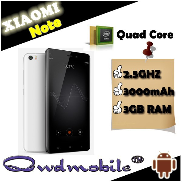 Xiaomi Note,4g Xiaomi,Xiaomi Note Android Smartphone Product on