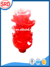 Oil production API standard rod sealing device double packed stuffing box