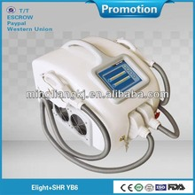 professional light hair removal side effects with shr function