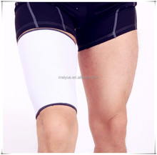 Portable Recovery Wraparound Adjustable Polyester Nylon Thigh Guard