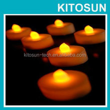 Commercial Window Happy Birthday Candle LED Flameless Candle Light