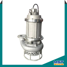 Centrifugal 20kw electrical submersible slurry pump