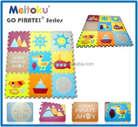 Baby toys children game go pirate baby play mat