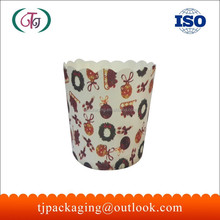 Heart Printed wholesale muffin paper cup, paper muffin cups, muffin cup cupcake cup factory