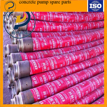 Concrete Pump Rubber Hose/rubber hose for car/endding hose/car tire pump hose