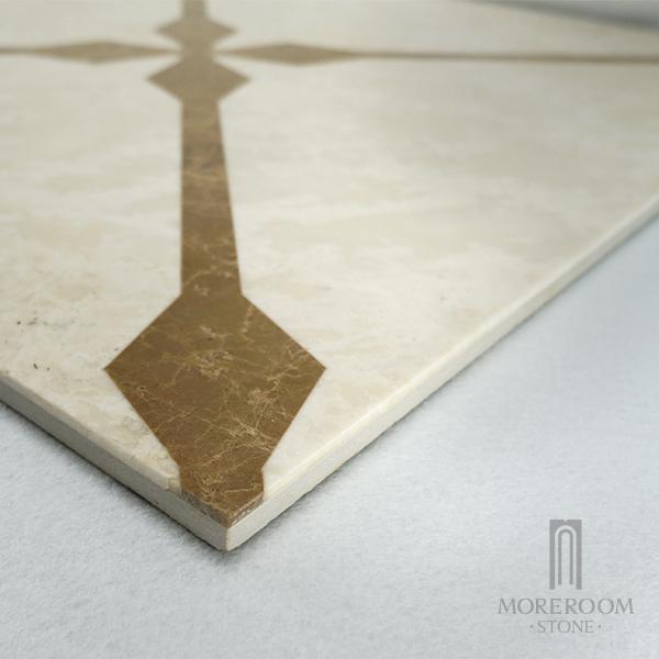 ML-A14S6060 Moreroom Stone Waterjet Artistic Inset Marble Panel-7.jpg