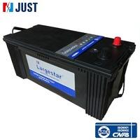 12V 150ah MF N150 Lead acid automotive battery for safe power