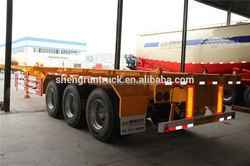 hot deal and latest technology 20% discount Fast speed semi truck trailer