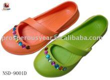 2012 lligt and comfortable fashion EVA lady's shoe