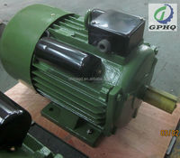 YC copper wire 100% output power 5.5 hp single phase induction motor