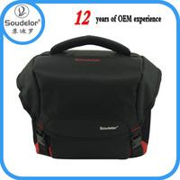 2015 waterproof nylon photo camera bag