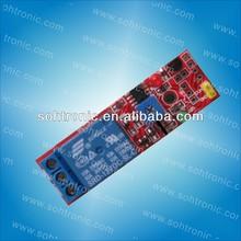 12V angle sensor and the relay module tilt sensor