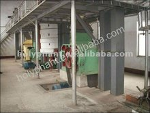 best seller high quality sunflower crude oil refinery plant
