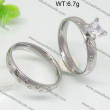 2015 Fashion Icon Hot Sell 3 carat diamond wedding ring