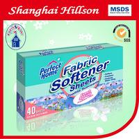 40pcs fabric softener label, soften denim fabric, fabric softener msds