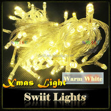 Factory Price 10M 100LEDs/M 2015 New Christmas Lights LED