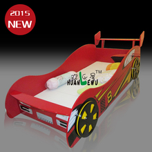 Kids Bedroom Furniture Car shaped Bed Racing Car Bed for baby