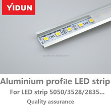 CE LED light bar aluminum / aluminium profile / sensor / furniture / cabinet / wardrobe / Decoration / Door / corner / USD 1-6