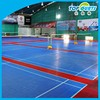 Popular movable sports flooring used