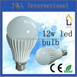 Free shipping CE RoHS PSE approval 12w led bulbs series from alibaba express 50pcs/lot