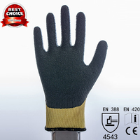 Cheap waterproof silicone gloves heat resistant heat and water resistant glove