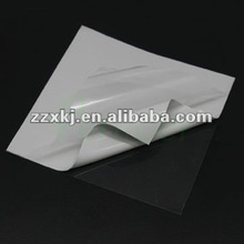 Fire resistant and insulation thermal conductive silicone pad air gap filler