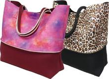 Fancy Fashion Eva bag Neoprene Handbag with handle bag