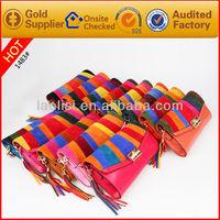 2013-2014 new model purses and ladies handbags display made in china
