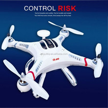 CX20 Auto-Pathfinder 2.4G GPS RC Quadcopter with MEMS Gyro. Support Out-Plug HD Camera
