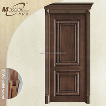 Office solid wood entry doors design