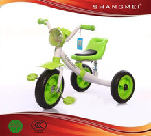 Wholesale High Quality Baby Tricycle kids tricycle with light and music children tricycle