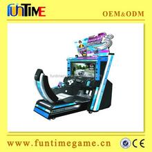 32'' LCD arcade game machine initial d 4 machine