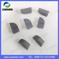 Various types tungsten carbide insert tip brazed woodworking profiling cutting tools