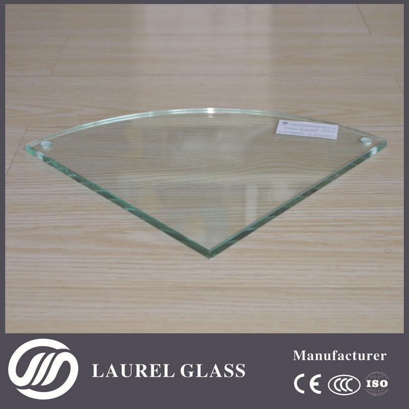 Estantes De Cristal Para Baño:vidrio templado para cuarto de baño estantes de la esquina