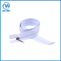 FACTORY DIRECTLY multifunctional plastic zipper and slider for wholesale