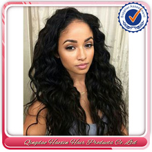 Natural looking Brazillian Hair Full Lace Wig