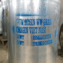 Gum Rosin X/WW/WG Grade --- for paper manufacturing industry