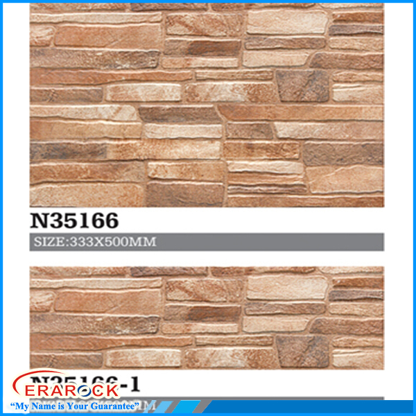 Exterior wall cladding ceramic tile 333x500mm size buy - Outdoor wall cladding tiles ...