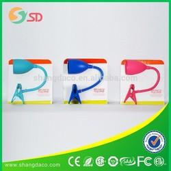 Supply promotional gift CLOCK DESK LAMP