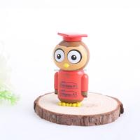 Owl shape usb flash drive 4gb high quality night owl usb flash disk 8gb gift owl usb flash memory