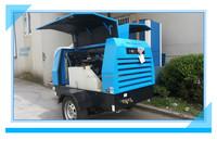 Atlas Copco Diesel Portable Screw Compressors SY-D 120 7