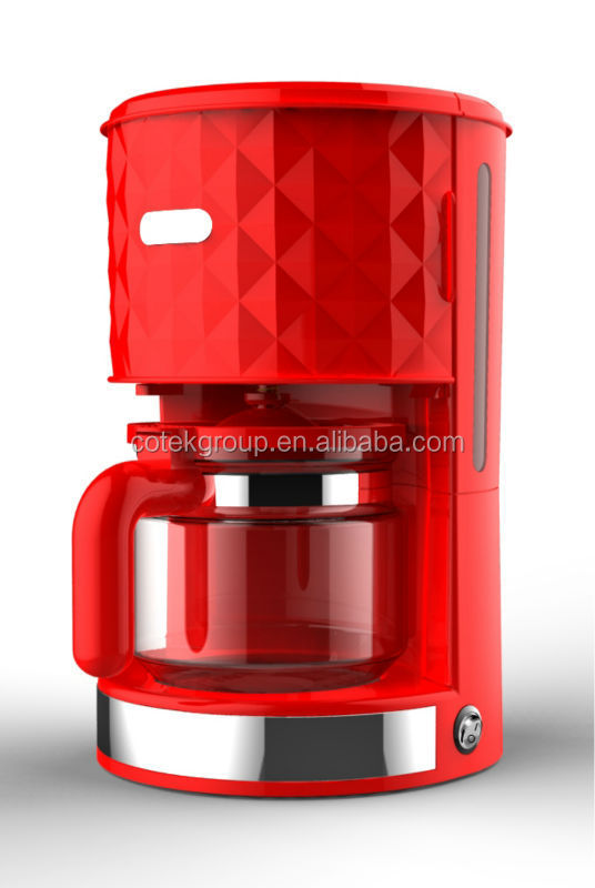 Drip Coffee Maker Design : Kitchen Appliance Diamond Design Drip coffee maker/ electric kettle/2-slice toaster with 36mm ...