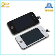 Firsteye 2014 lcd and digitizer assembly for iphone 4 with best quality and best service