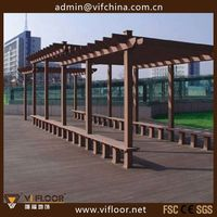 Cheap Price Hollow Outdoor WPC Fence/WPC Material